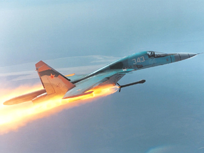 Su-34 fighter-bomber passes pre-deployment tests