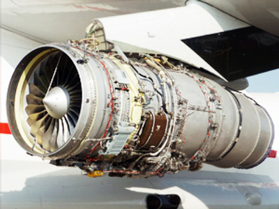 Superjet engines slice and dice birds