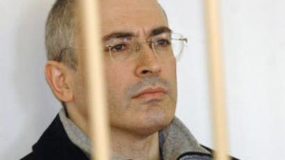 Khodorkovsky claims his guilt not proven