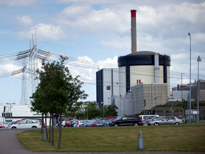 Sweden's Ringhals atomic power station (AFP Photo / Bjorn Larsson Rosvall / Sweden out)