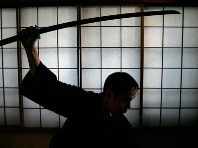 Sword rampage: Japanese man chops off realtor's arm
