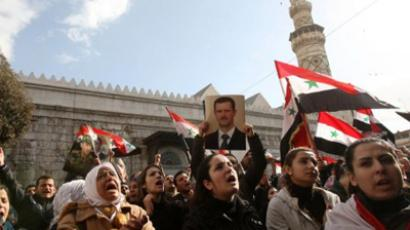 Syria: One-eyed quest for democracy