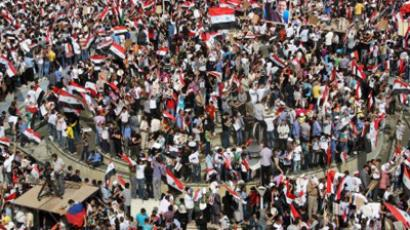 Syria's bright dreams of democracy