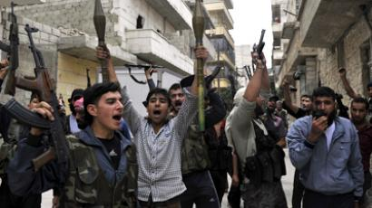 Free Syrian Army declares major shuffle 'for better morale and control'