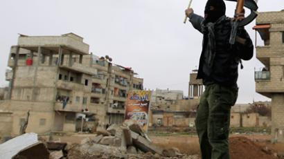 'US thinks it can use Al-Qaeda temporarily in Syria'