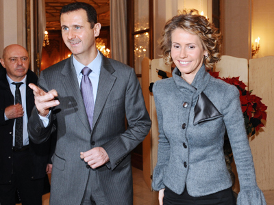 'Ready-to-quit' Assad sparks media rumor frenzy