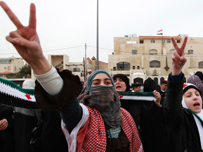 Showdown in Syria: All roads lead to Tehran