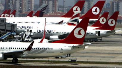 Armenia-to-Syria flight lands in Turkey for 'security check'