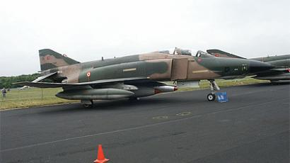RF-4E, Turkish Air Force (Image from flickr.com by Den Batter)