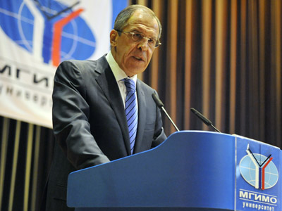 UN Security Council has no authority to support revolution in Syria – Lavrov