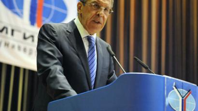 'Sanctions on Tehran, Damascus won't solve problems' - FM Lavrov