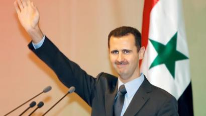 Bashar al-Assad. Image from observationofalostsoul.files.wordpress.com
