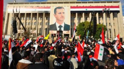 Syrian information controversy: who to trust?
