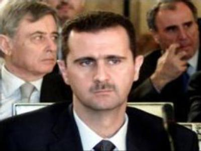Syrian President - solo candidate in elections