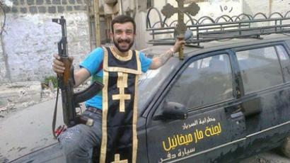 Syrian Christians in 2-week blockade by rebel fighters, residents desperate