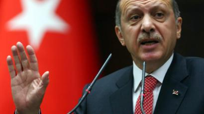 Recep Erdogan (AFP Photo / Adem Altan)