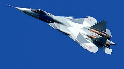 PAK FA (Photo from airlines.net)