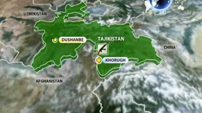 The clashes took place next to the country's border with Afghanistan