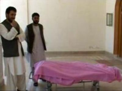 Taliban leader killed in Afghanistan