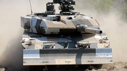 Twice as deadly: Saudi Arabia aims at 10 bln euro tank deal with Germany