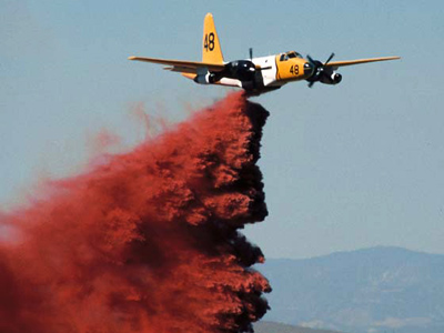 Air tanker crashes in Utah battling massive blaze: 2 pilots dead