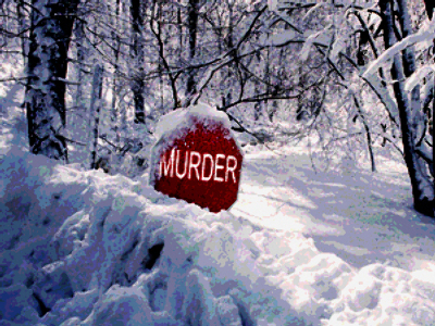 Teenager jealousy victim buried alive in snow