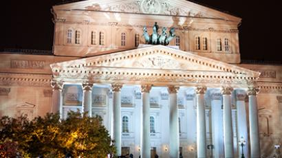 Rebirth of Bolshoi's ticket mafia