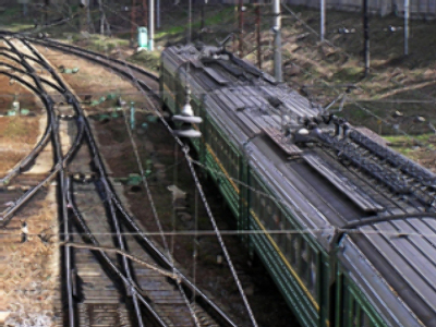 Three arrested over Moscow rail track blast