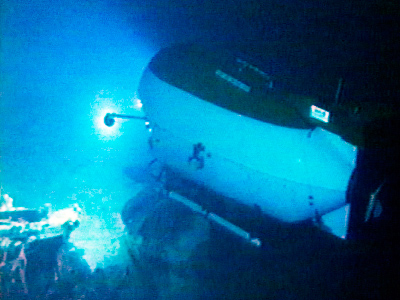 Titanic tours on Russian subs: $60k for ride to wreckage