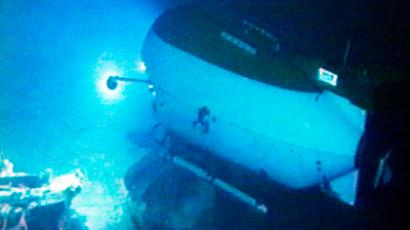 Mariana Trench first-ever look: Cameron releases video from 7-mile deep Abyss (VIDEO)