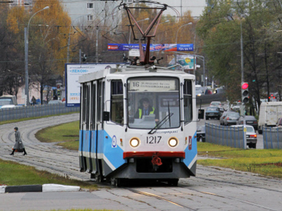 A 15-year-old boy has temporarily had his dream come true – for 40 minutes he took control of a tram, having hijacked the vehicle during a workers' lunch break and successfully driven along the line for several kilometers. RIA Novosti / Vitaly Belousov
