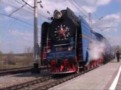 Trans-Siberian to get Super-Class train