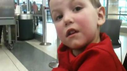 Toddler Terrorist: TSA threatens lockdown over 4-year-old girl