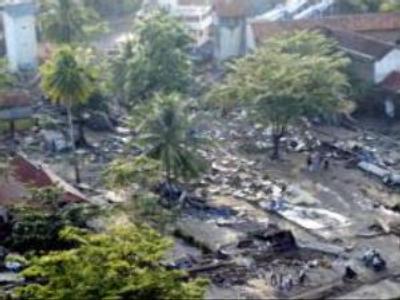 Tsunami death toll rises