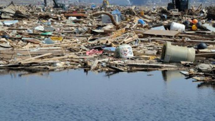 japanese tsunami victim remains to wash up on us coasts