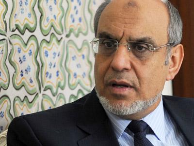 Tunisian Prime Minister Hamadi Jebali. (AFP Photo/Fethi Belaid)