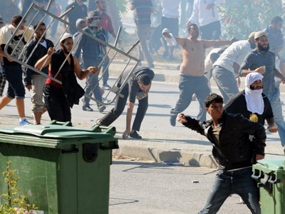 Anti-US riot in Tunisia could result in 87 executions