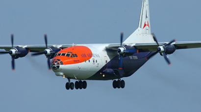 Air Armenia aircraft