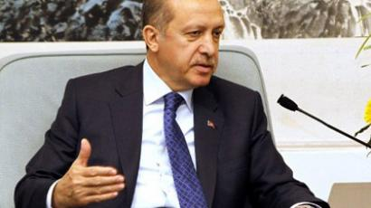 Turkish Prime Minister Recep Tayyip Erdogan  (AFP Photo / Kazuhiro Ibuki / POOL)