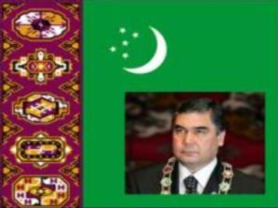 Turkmen President governs both legislative and executive bodies