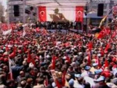 Turks don't want Islamist leader