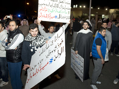 Kuwait gives tweeter 2 years' jail for 'criticizing' rulers
