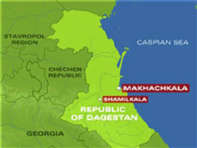 Two police officers killed in Dagestan