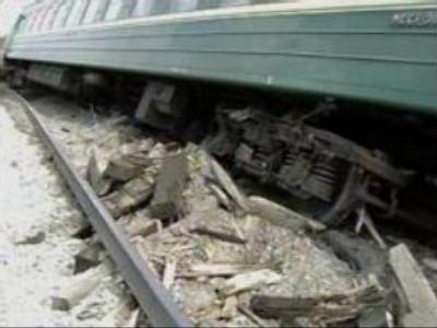 Two train bombers go to jail