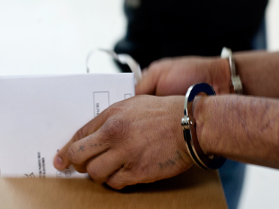 Prisoners to vote for future leaders in UK?