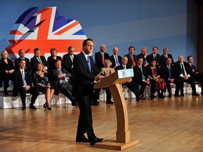 UK politicians split over leave-the-EU referendum