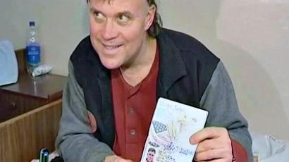 The homeless man in Ukraine turned out to be US citizen Carey Dolego