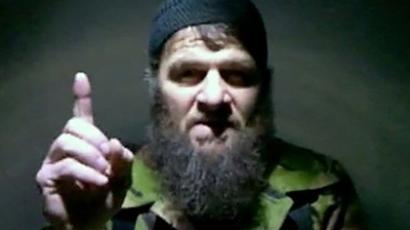 This undated handout image recieved on February 8, 2011 from the SITE Intelligence Group shows Doku Umarov, the leader of the Islamic Emirate of the Caucasus (AFP Photo / HO / Site Intelligence Group)