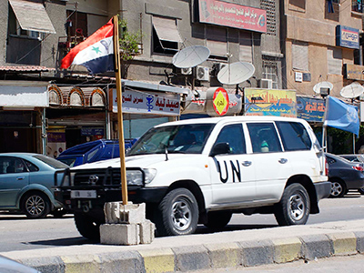 Mandate mash-up: UNSC to clash on Syrian mission