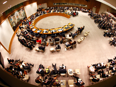 UNfriendly talks: Security Council battles over Syria